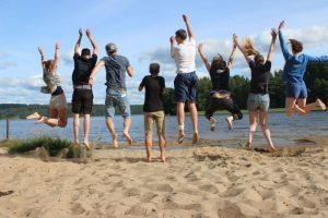 Freizeit in Schweden