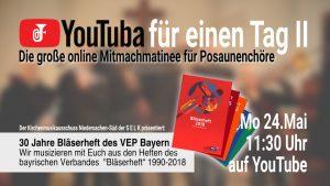 'YOUTUBA' FÜR EINEN TAG II • 24. Mai 2021